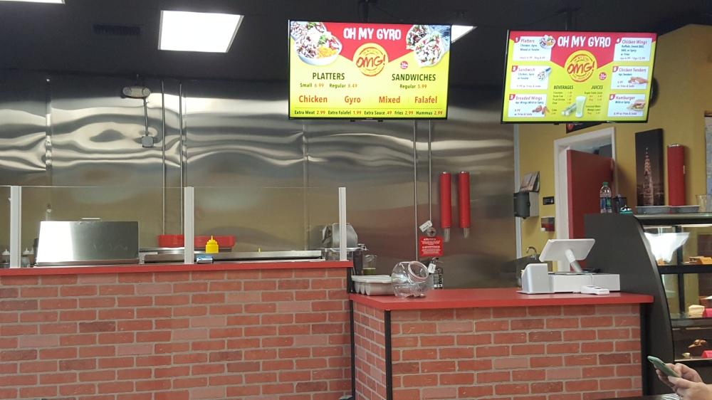 Guru's Rapid Reviews: OMG! Orlando, Fl – Halal Food Guru