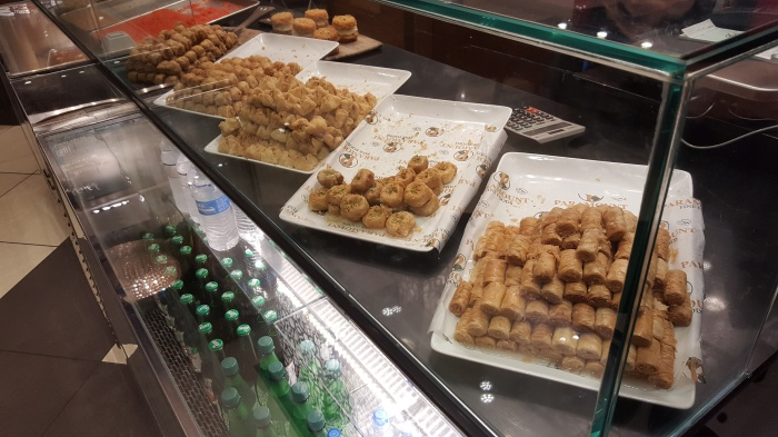 Paramount Fine Food sweets