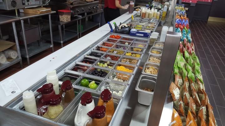 Melt'd Food Station