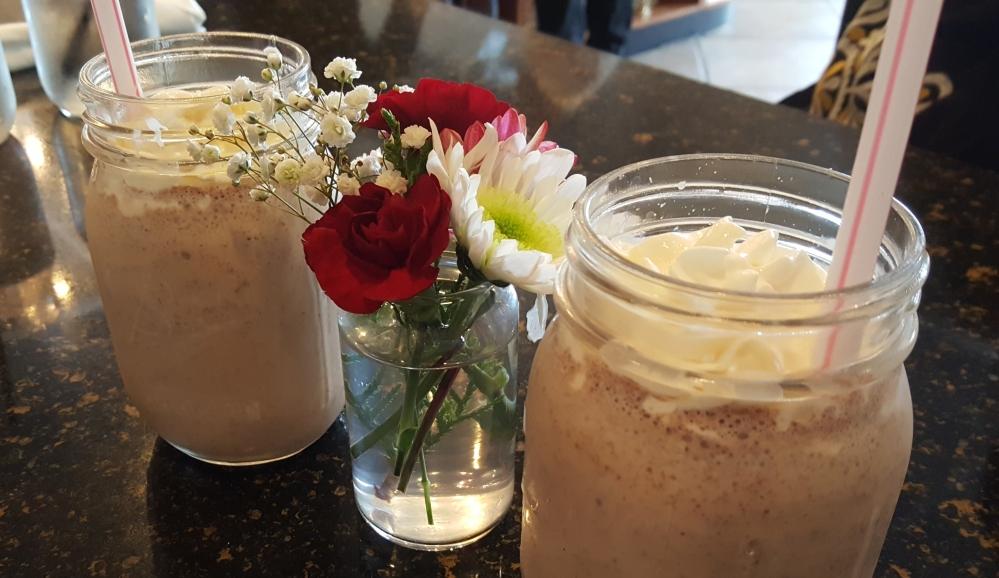 Ferrero Rocher Milkshake