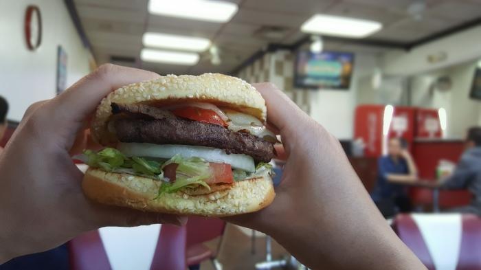 halal burger loop gyros