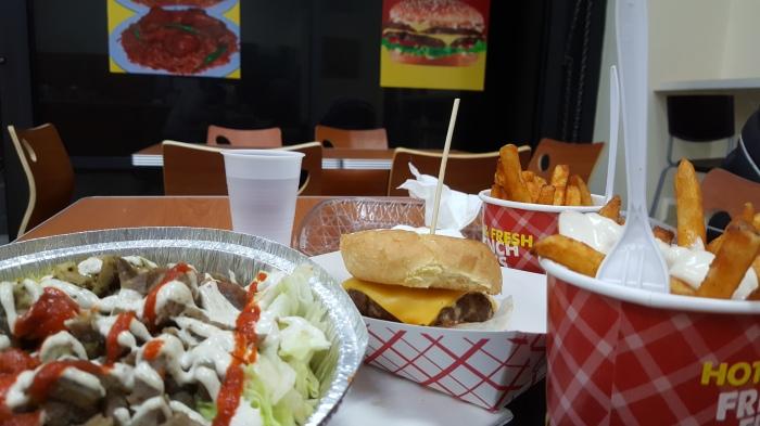 BandBExpress Burger and Biryani