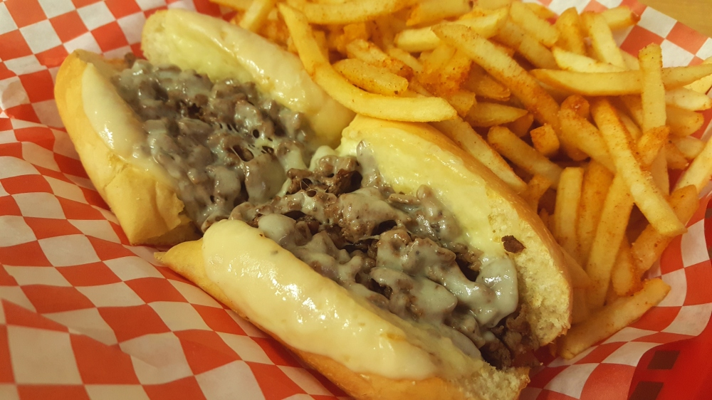 Halal Philly Cheesesteak