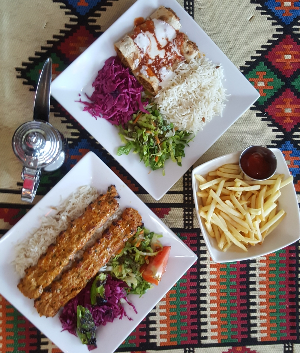 Istanbul Grill meals